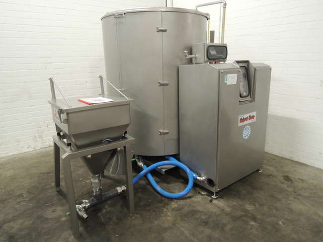 Inject Star CLB-2000 Brine Mixing Installation