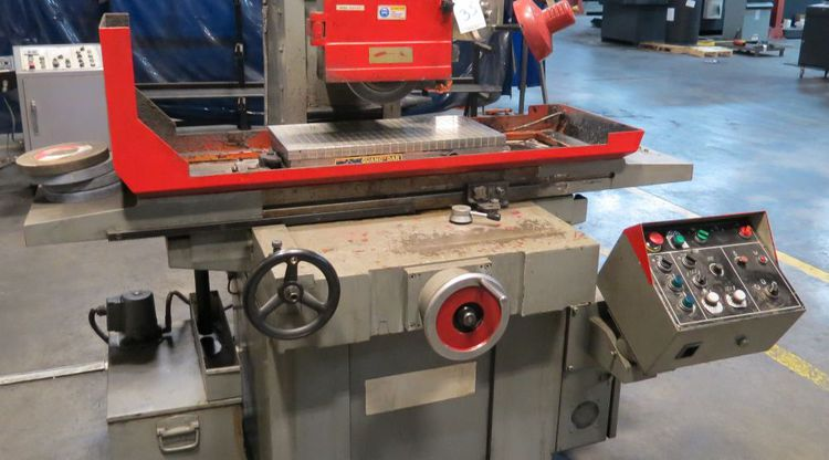 Mitek MT-1428AD Automatic Surface Grinder
