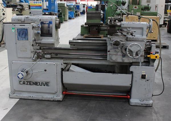 Cazeneuve Engine Lathe Variable HB500 X 1000 10860
