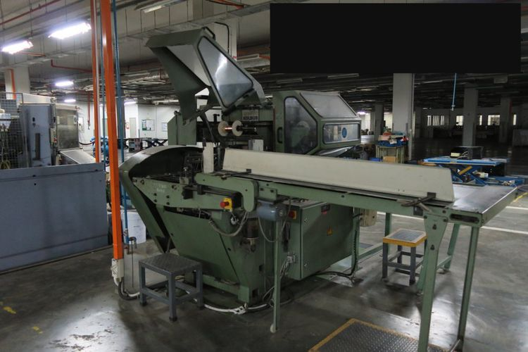 Kolbus PE 70 Hot foil stamping and embossing machine