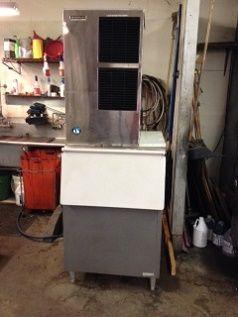 Hoshizaki KM-630MAF, Ice machine