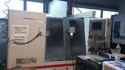 Cincinnati ARROW 750 3 Axis, Vertical Machine Center