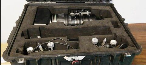 Canon 40XHD - HJ40X14