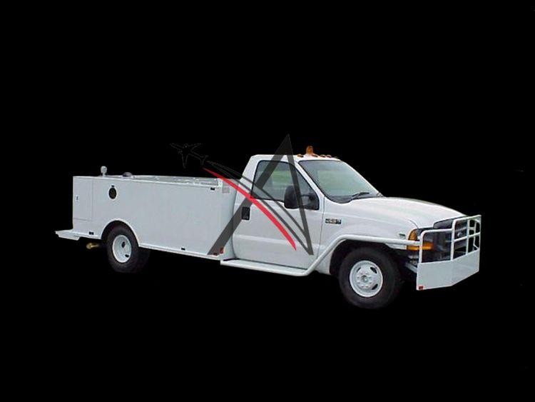 Stinar SLS350 (C), Lavatory Service Truck