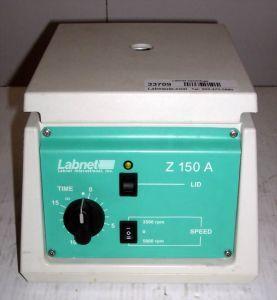Labnet Z150A Bench-model Centrifuge