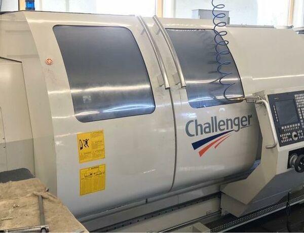 Challenger Control Fagor 8055 iT 2400 U/min MICROTURN BNC 2680 2 Axis