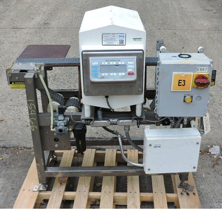 Goring Kerr DSP2, Metal Detector