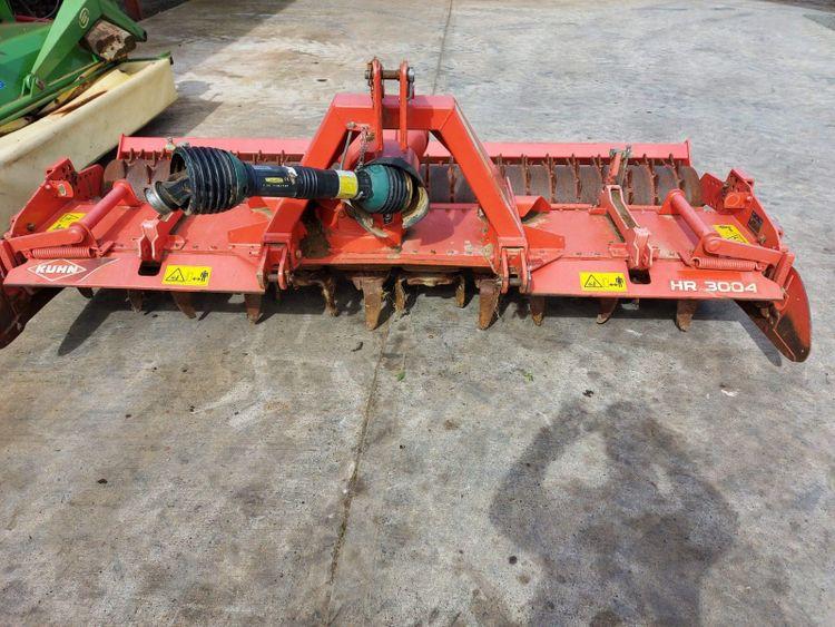 Kuhn 3004 Power harrow
