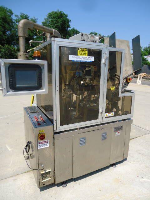 Comadis C100, Automatic Tube Filler/Sealer