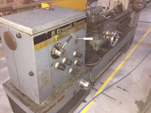 Ernault Somua Engine Lathe Variable CHOLET 435