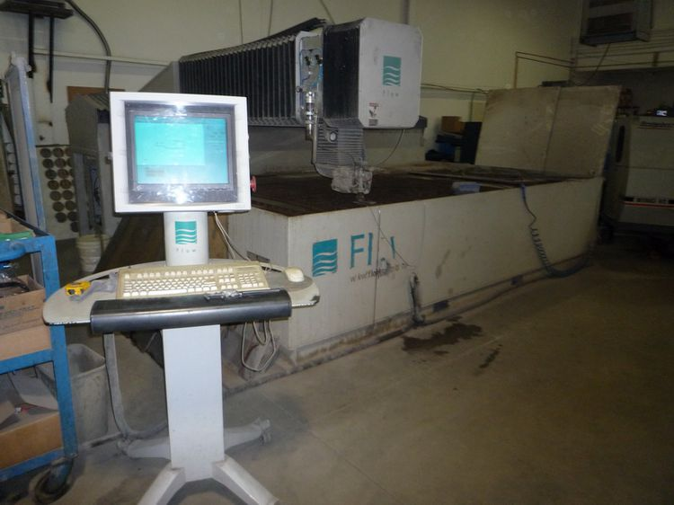 Flow FLOW 6' X 12' 3-AXIS CNC WATERJET CUTTING SYSTEM CNC Controller