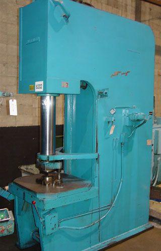 Hannifin Hydraulic Press 100w/28-101 100 Ton