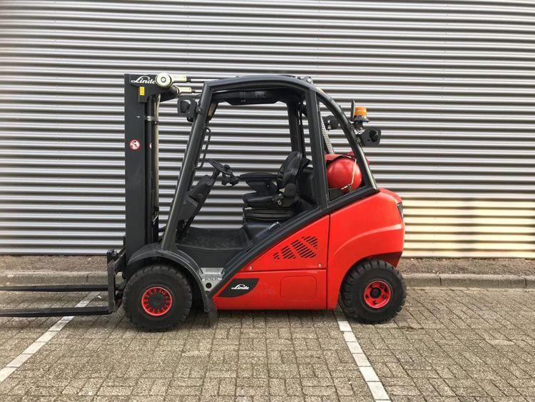 Linde H25T 2500 kg