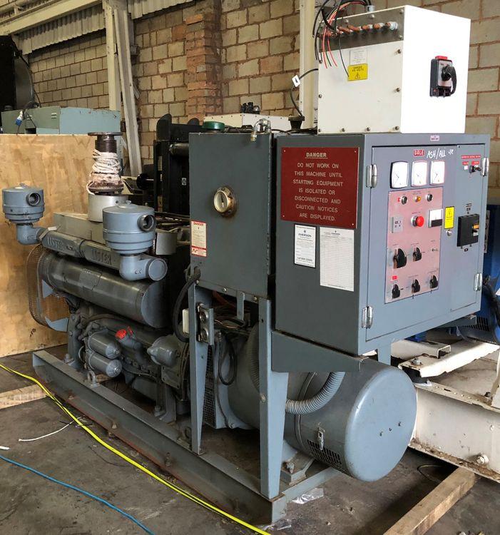 Lister LISTER STAMFORD 88 kVA