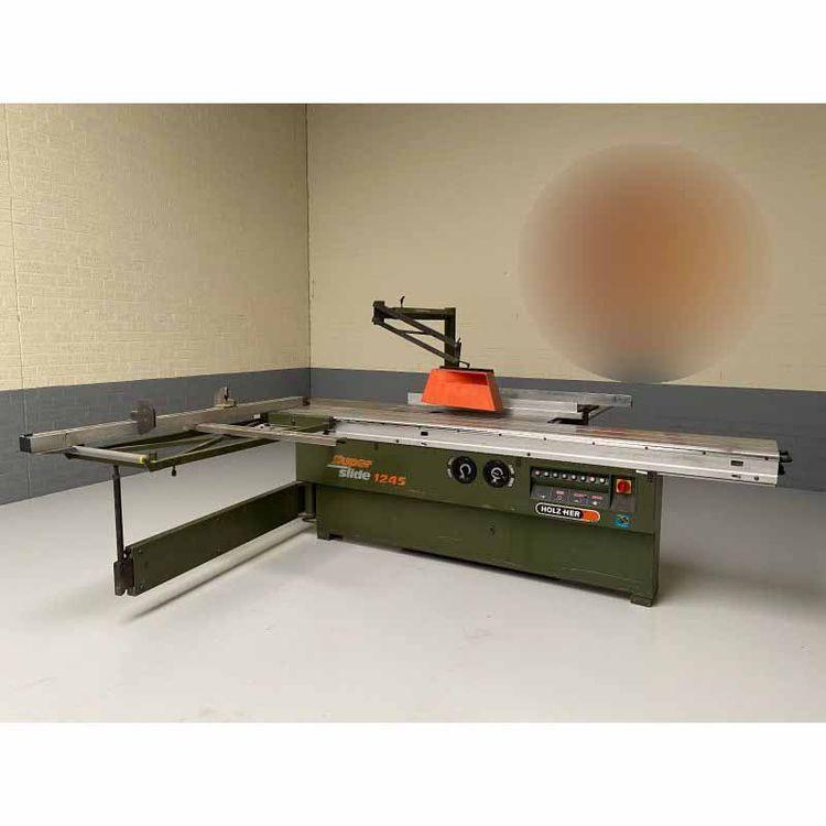 Holzher Superslide 1245, Sliding table saw