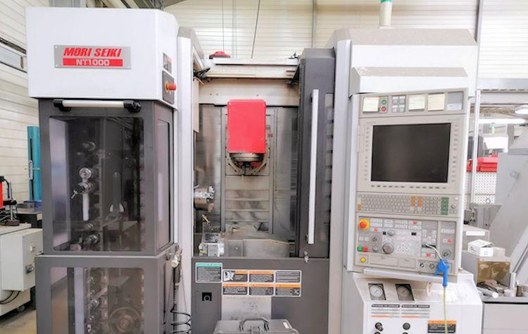 Mori Seiki Mori MSX 711 12000 rpm NT1000/WZM 7 Axis