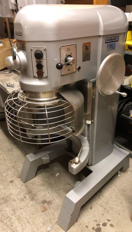 Hobart H600T 60qt Mixer