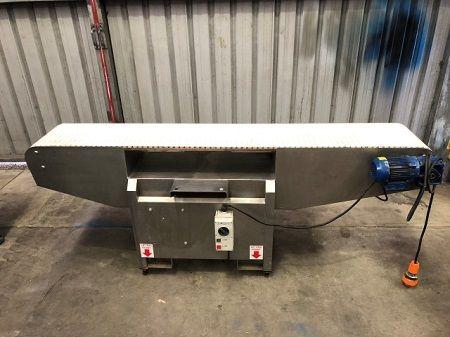 Belt Conveyor with plastic