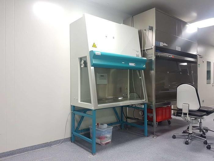 10 Heraeus HeraSafe KS12 Biological Safety Cabinet