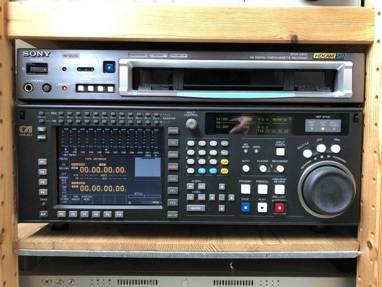 Sony SRW-5800 Recorder