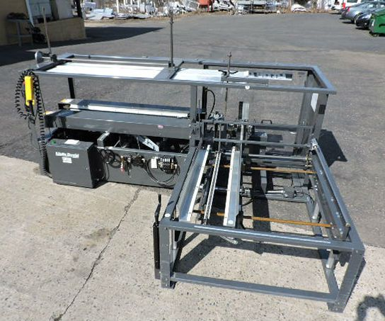 "Little David CF-40T, Case Erector 7"" to 24"" long, 6"" to 16"" wide and 4"" to 16"" high"