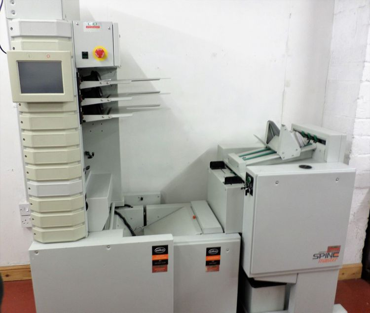 Watkiss (DFS) Document Finishing System