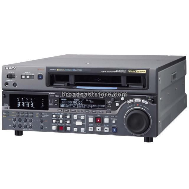 Sony DVW-2000 Digital Betacam Editor