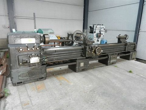 PBR Engine Lathe Variable TM300