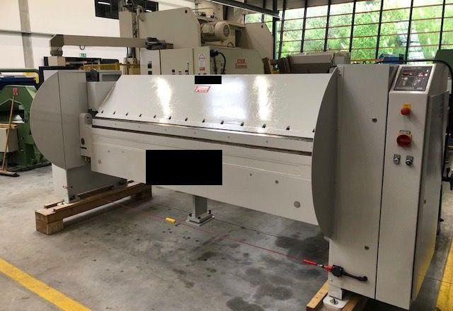 Schroder MAK II sheet width2500 mm