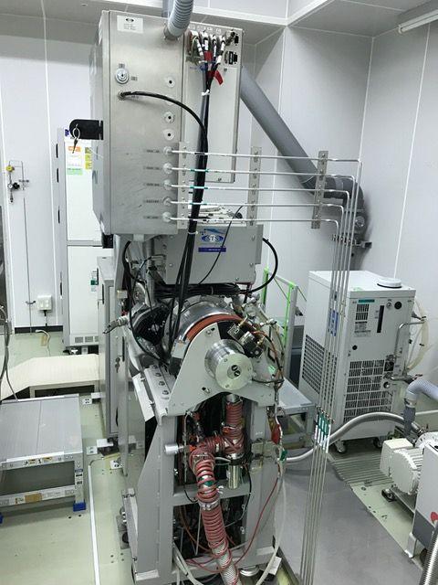 Multi ICP MACS Bosch Process-6inch
