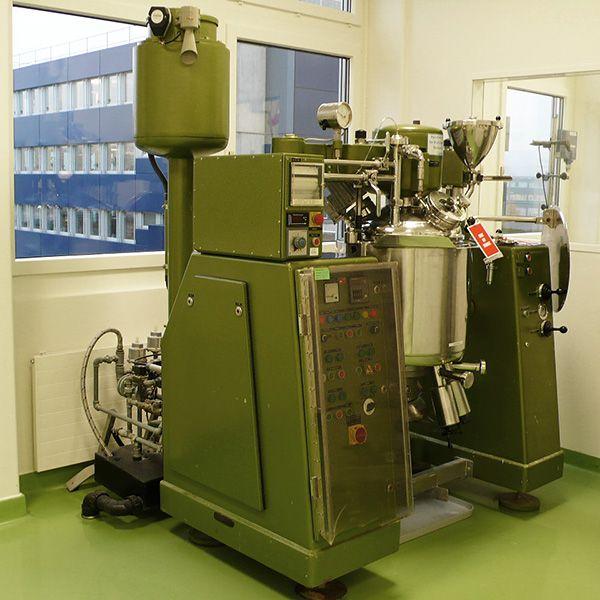 Others MMU-50, Process Machine