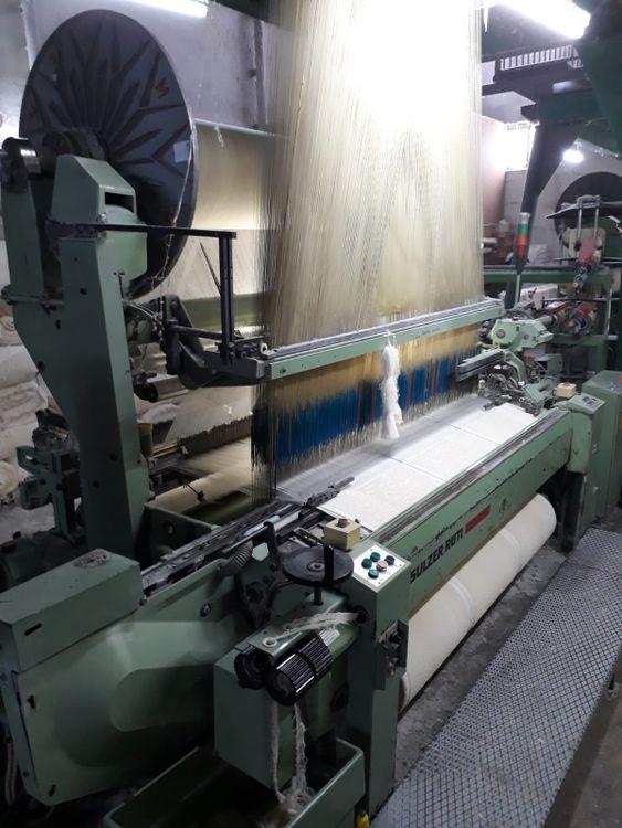 4 Sulzer G6100 190, 260 Cm Bonas jacquard