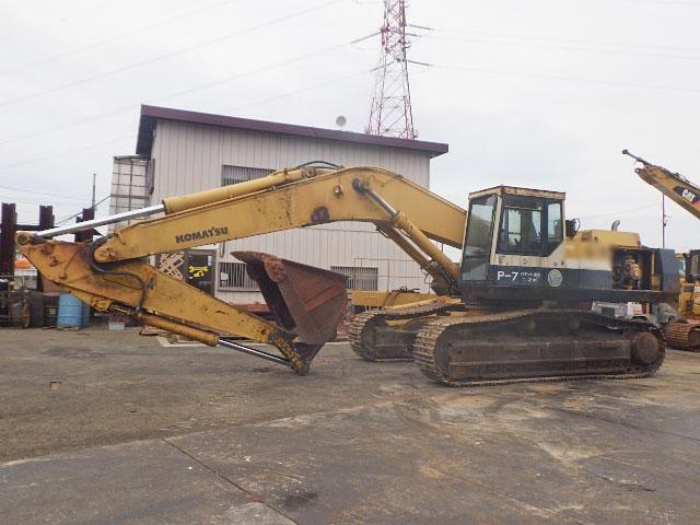 Komatsu PC410-5 Excavator