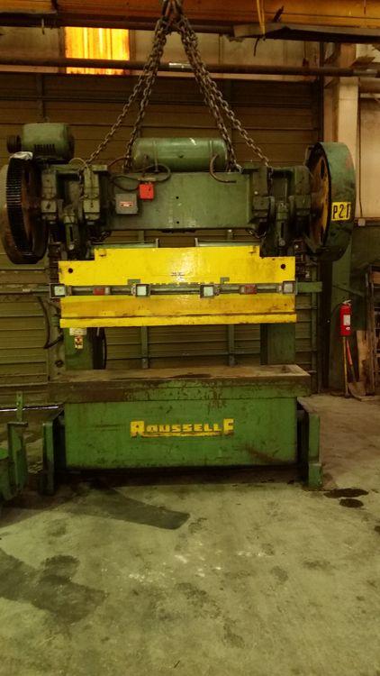 Rousselle 10B80 100 Ton