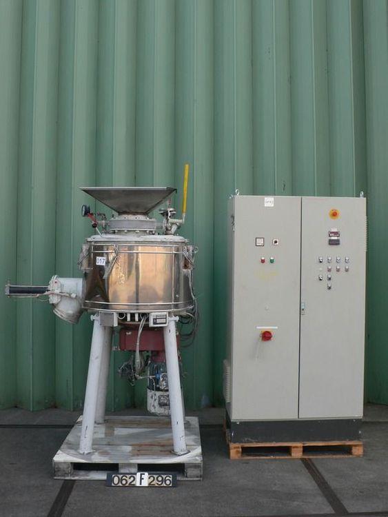 MTI EM-300 B - Hot mixer