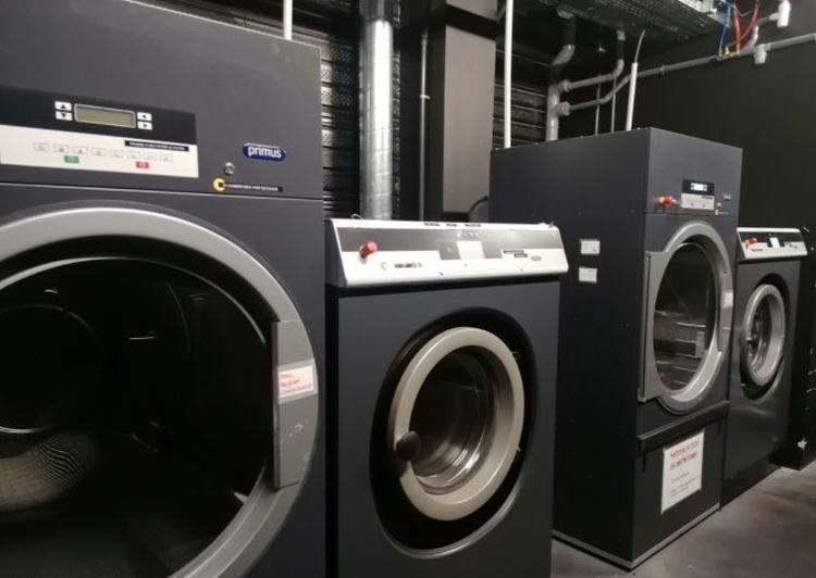 Primus FX180 Garment wash line