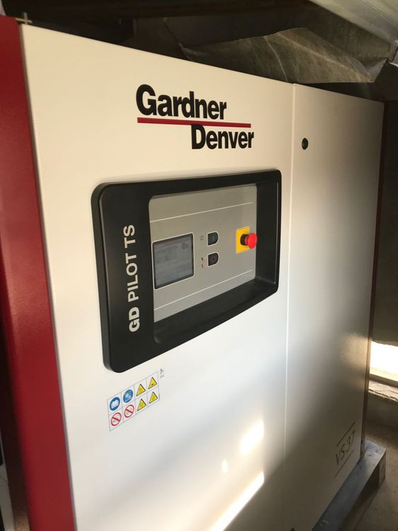 Gardner denver VS37 37 kw.