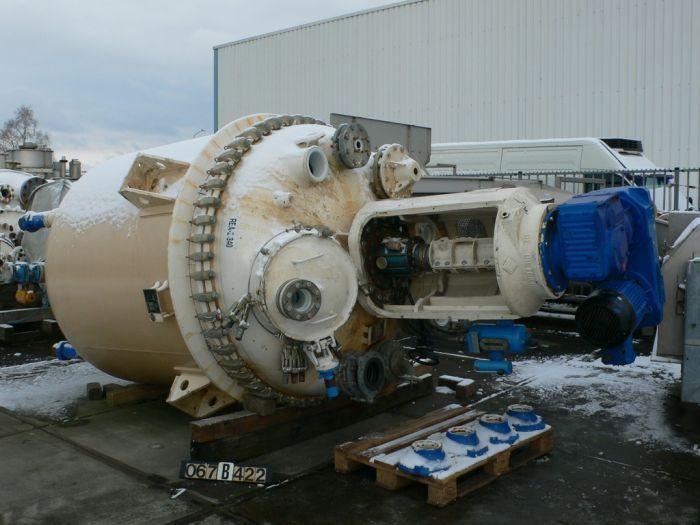 De Dietrich 5374 Ltr AE-4000 L - Reactor
