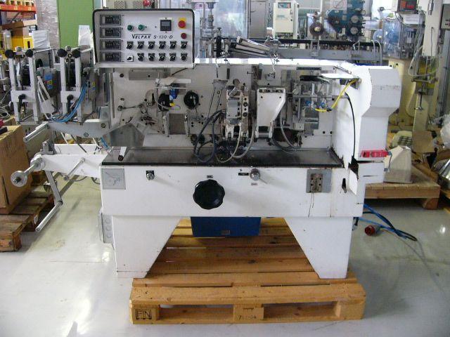 Volpak S-130-D 3 , side seal sachet machine