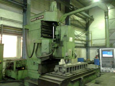 Droop & Rein FS 803 D 19 kf Vertical milling machine