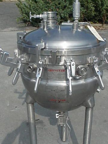 Hamilton JACKETED VACUUM KETTLE