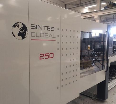 Negri Bossi Sintesi Global SE250 250 Ton