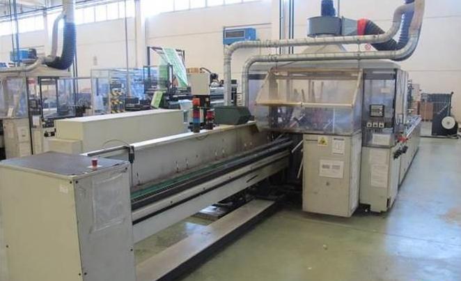 Lemo Intermat S1100 TU ST V Bag making machine