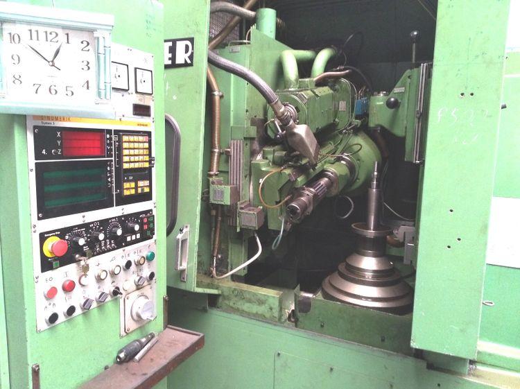 Pfauter PA 320 NC 140 / min Gear hobber