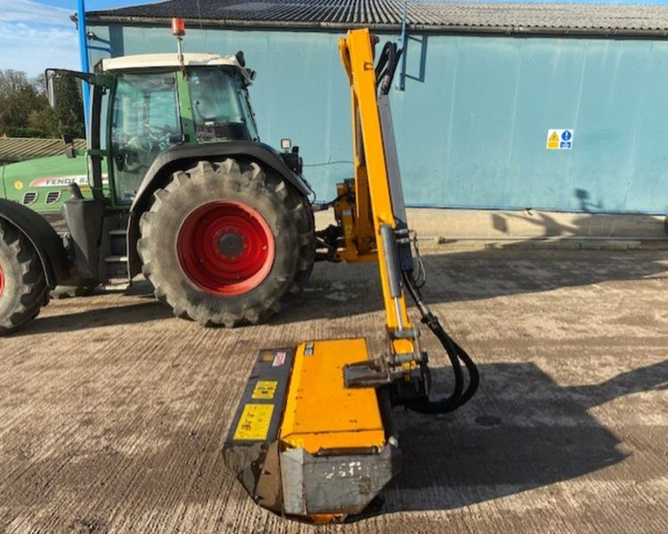 SE60 LHBD Hedgecutter