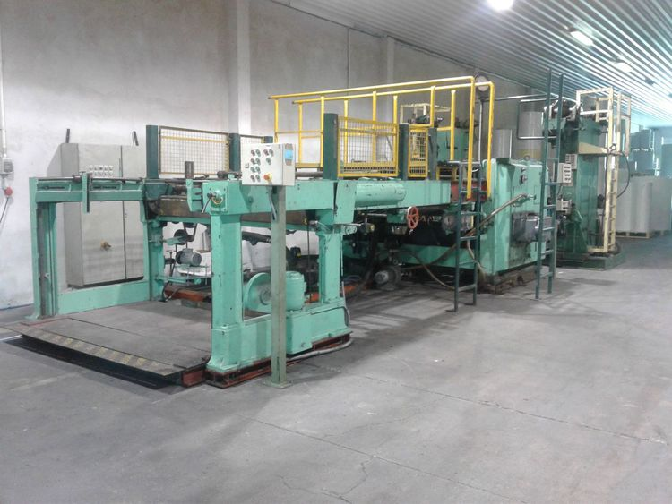 Jagenberg 2300 MM Compact Sheeter, Just avail., reduced price!