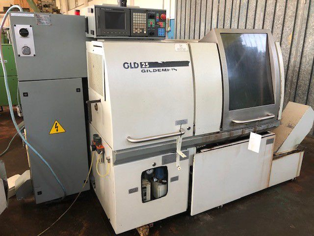 Gildemeister CNC Control Variable GLD 25 2 Axis