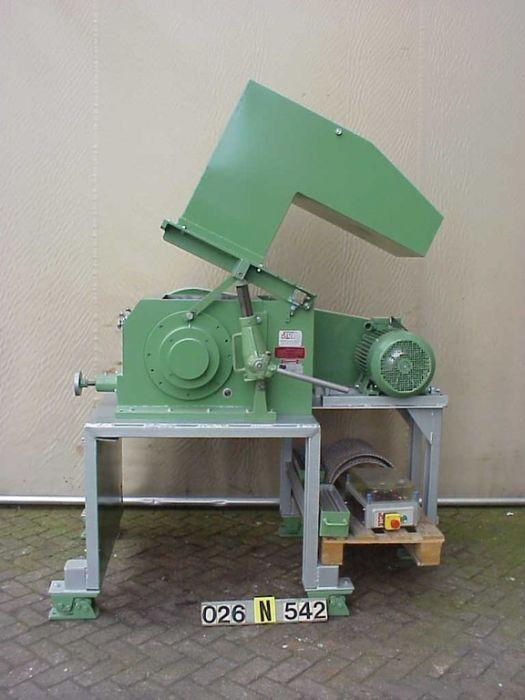 Tria 400/ELR - Granulator
