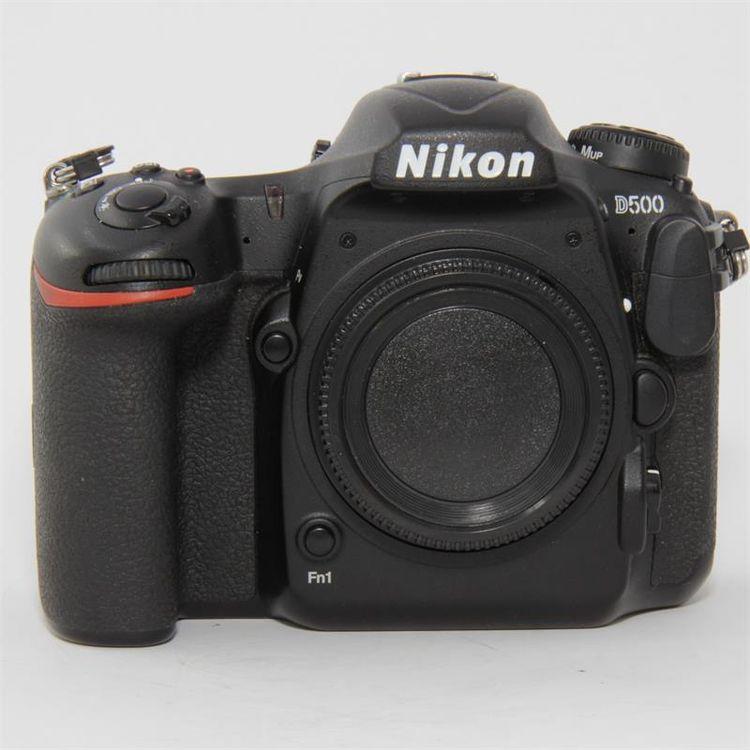 Nikon D500 Body Boxed camera