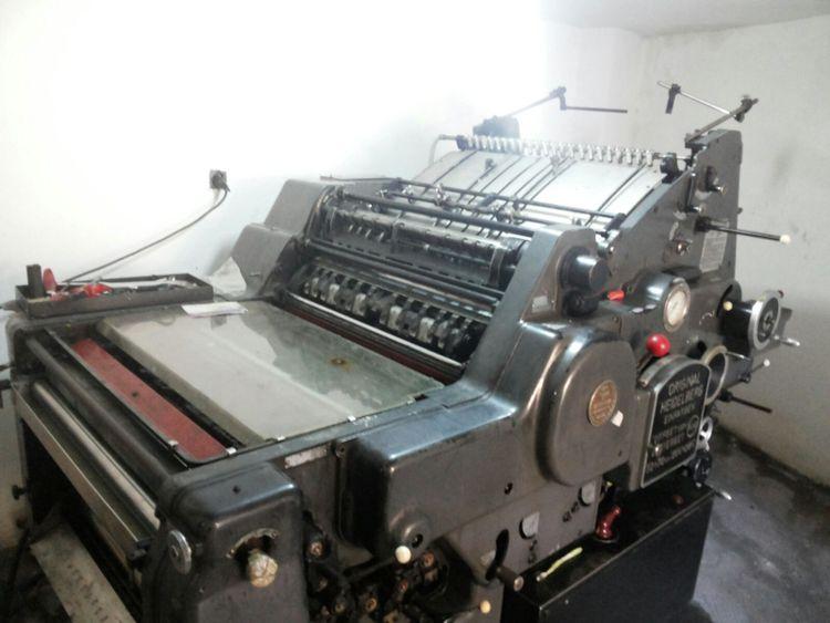 Heidelberg KORS 52x72